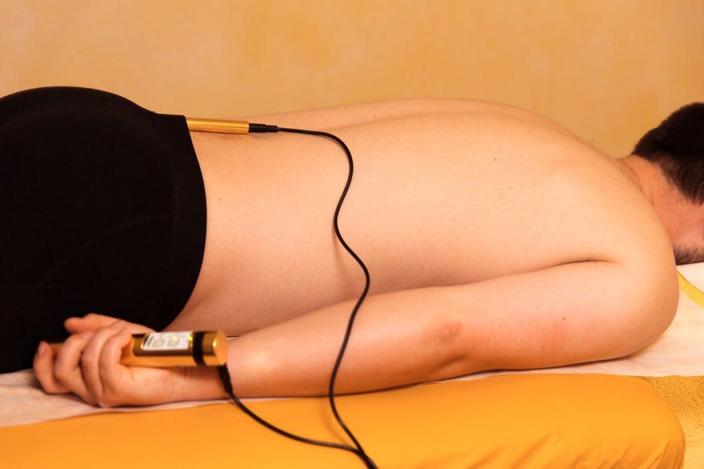 Tens (Transkutane elektrische Nervenstimulation) / Power Tube
